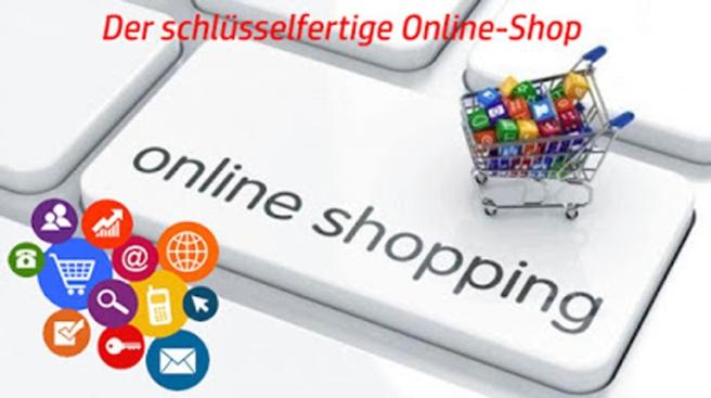 Der schlüsselfertige Online-Shop FB