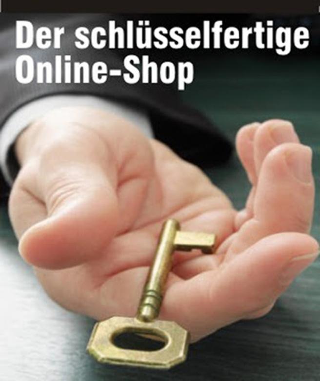 Der schlüsselfertige Online-Shop
